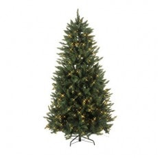 Juletre Calgary Star Trading, ink. 450-LED (210 cm)