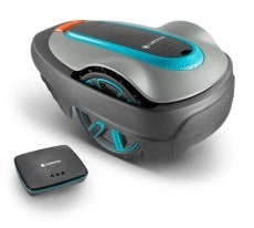 Robotgressklipper Gardena Smart Sileno City 500