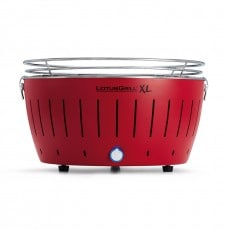 Charcoal Grill Lotus Grill Røyk Red XL
